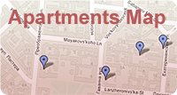 Apartments map