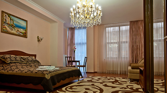 Apartments for rent - catalog of Odessa apartments