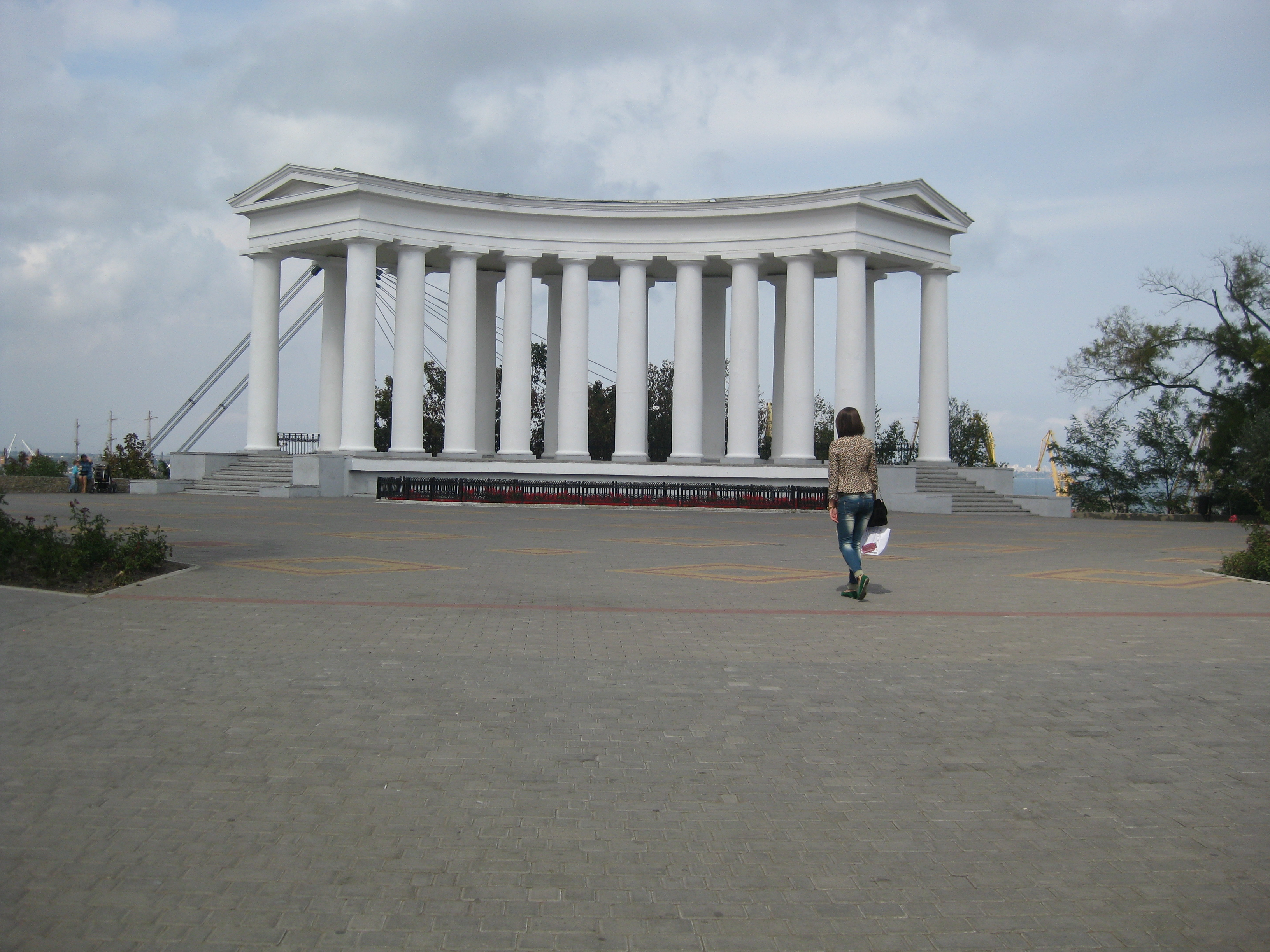 Колонада в Одессе