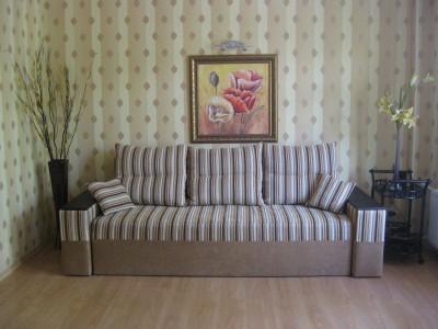 Гостиная квартиры на Гаванной