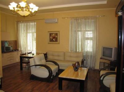 Квартира в переулке Чайковского Одесса