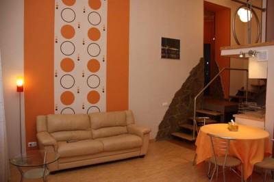 Квартира студия в Воронцовском переулке Одесса.